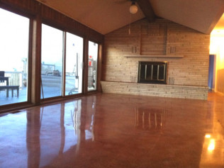 concrete flooring lake in the hills il