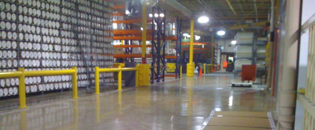 James Concrete Polishing Provides Commercial and Warehouse Polishing Services For Clients With Concrete Flooring