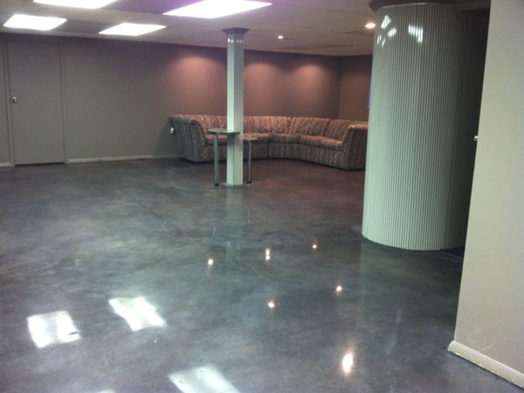 Trust James Concrete Polishing for Cement Floors That Last